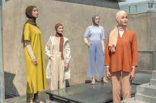 8 Aksi Nisa Syasya, cewek hijaber yang jago juggling bola