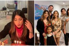 6 Momen ultah Sarah Azhari ke-43 di California, penuh kebahagiaan