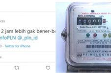 Viral curhatan netizen, mati listrik 2 jam ternyata lupa isi token