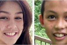Ingat Rizal bocah 'kembaran' Vanesha Prescilla? Ini 10 potretnya kini