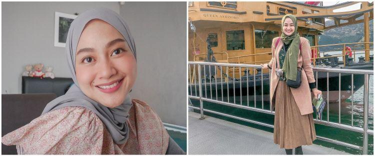 8 Pesona Lulu Faza, dokter cantik adik Adly Fairuz