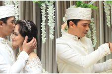 5 Fakta pernikahan Angelica Simperler & mantan suami Saphira Indah