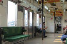 Viral penumpang terjebak di dalam gerbong KRL, ini cerita lengkapnya