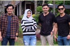 5 Momen reuni Afdhal Yusman, Temmy Rahady & Ahmad Affandy, nostalgia