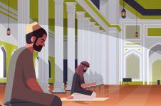 Keutamaan melaksanakan sholat sunnah tahiyatul masjid