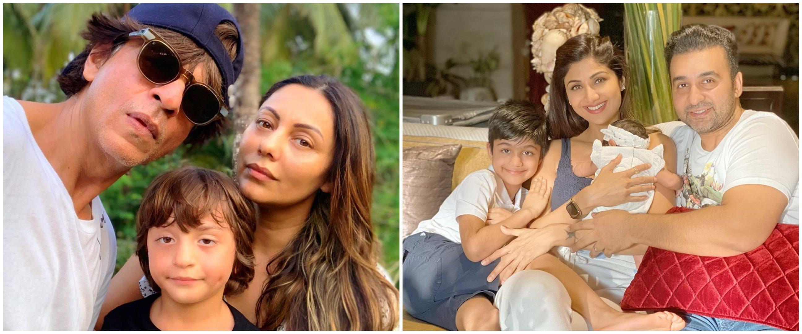 5 Seleb Bollywood jalani program bayi tabung, ada istri Shah Rukh Khan