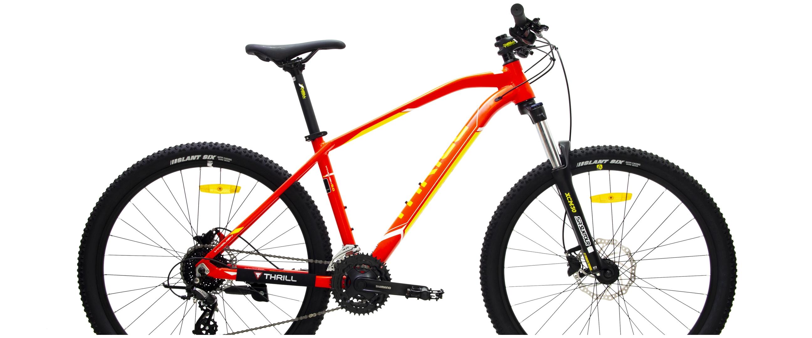Harga sepeda Thrill Vanquish 3.0 dan spesifikasinya