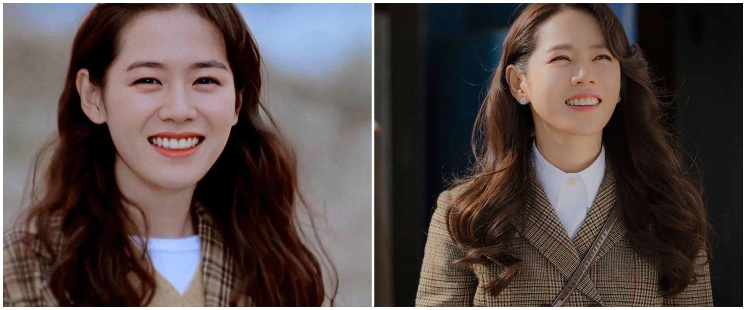 10 Transformasi Son Ye-jin, wajah cantiknya nyaris tak berubah