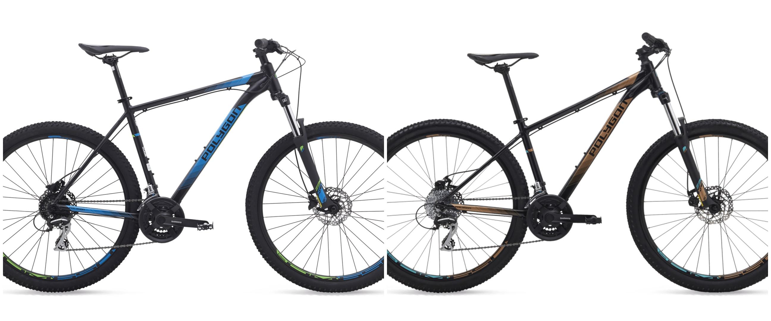 Harga sepeda Polygon Premier 4 dan spesifikasi, keren dan nyaman