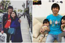10 Potret kebersamaan Rian D'Masiv dan keluarga, sosok penyayang