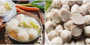 8 Resep kreasi bakso ikan, kenyal, sehat, dan nikmat