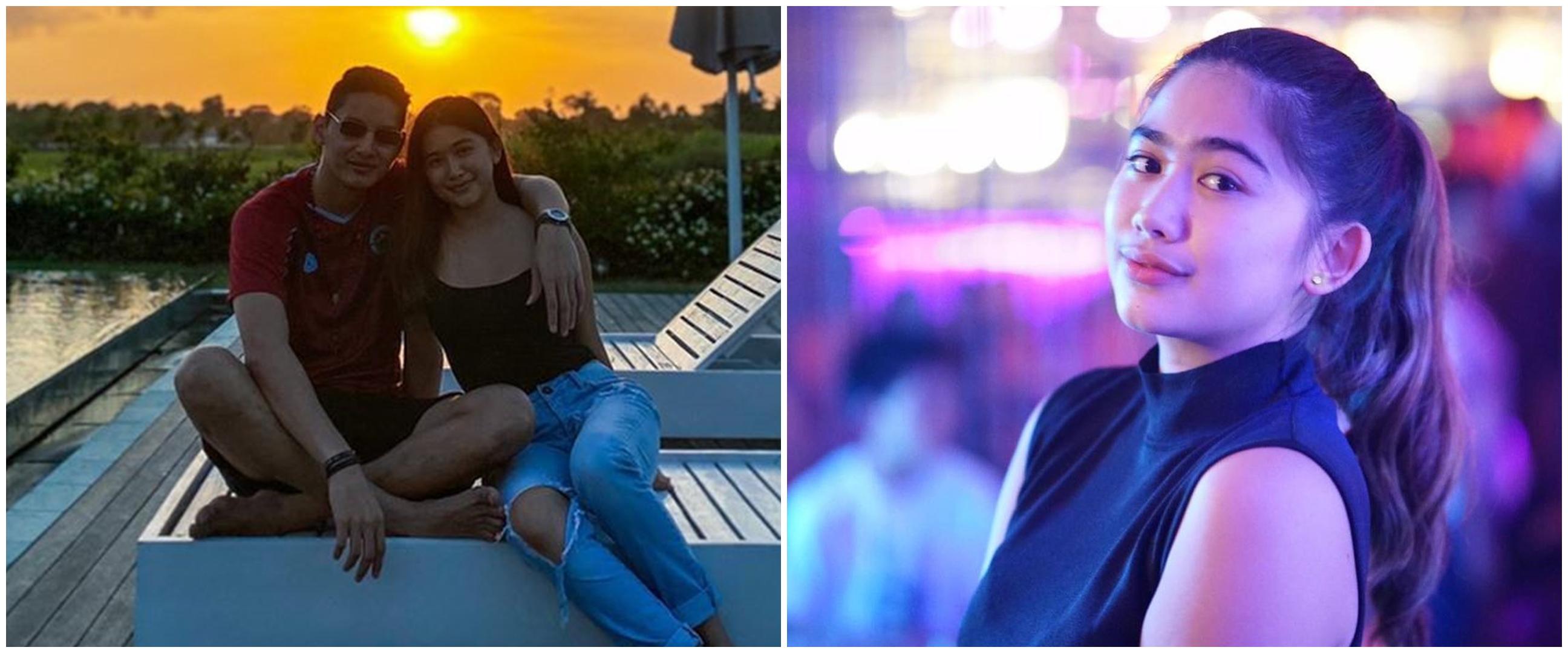 10 Pesona Josephine pacar Daniel Wenas, disebut mirip Mikha Tambayong