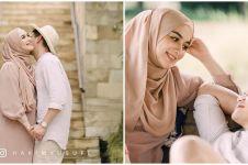 10 Potret babymoon Citra Kirana dan Rezky Aditya, romantis abis