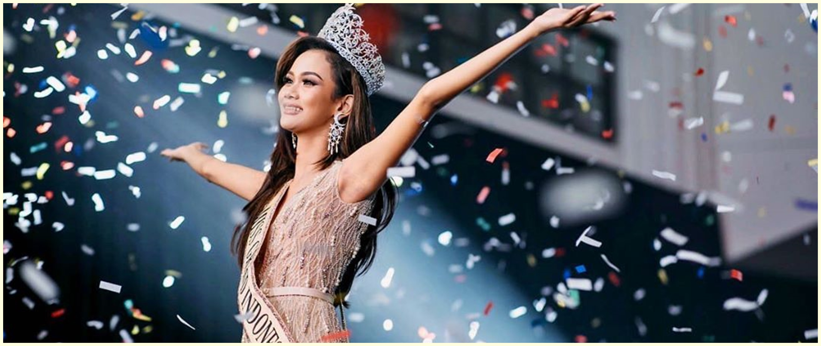 10 Potret Aura Kharisma Miss Grand Indonesia 2020, memesona