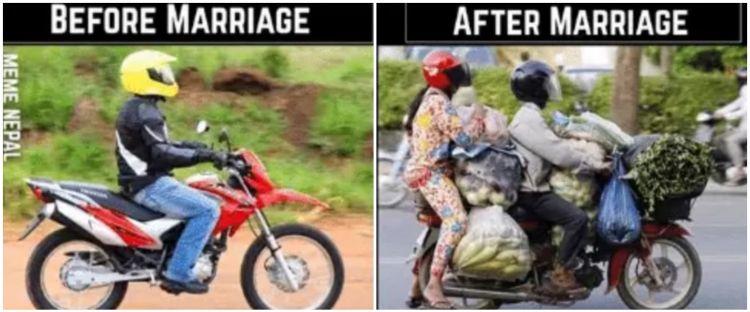 8 Meme perubahan setelah menikah, kocak banget