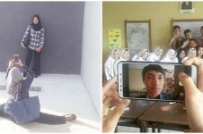 Selfie bersama David Beckham, Najwa Shihab bikin warganet iri