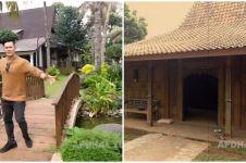 10 Potret rumah kayu legendaris tempat syuting FTV Kuasa Ilahi