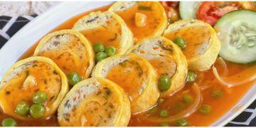 7 Resep olahan rolade ini praktis untuk sarapan