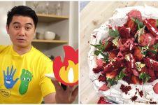 4 Harga menu olahan Chef Arnold, ada kue ultah Jokowi Rp 11,4 juta