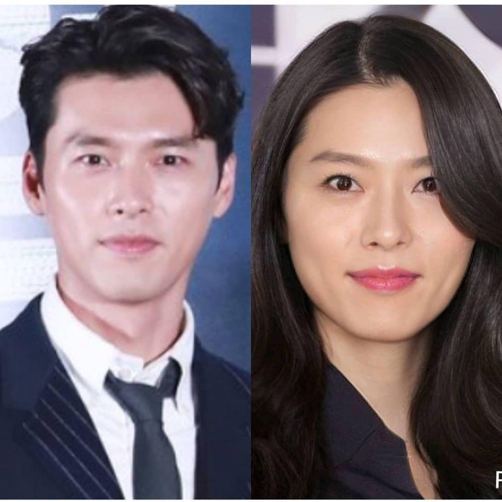 aktor korea jadi wanita Instagram