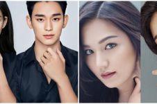 Editan foto 12 aktor Korea jadi wanita, Kim Soo-hyun manglingi