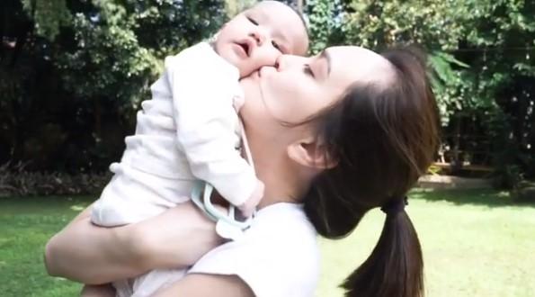 Ulang tahun Shandy Aulia sebagai ibu Instagram/@shandyaulia