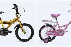 Harga sepeda anak Polygon dan spesifikasinya, nyaman serta kokoh
