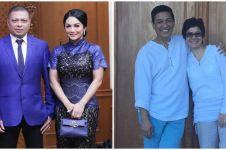 Gaya 6 artis ngantor di DPR saat corona, Krisdayanti curi perhatian