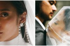 6 Potret Tara Basro makeup natural di hari pernikahan, tuai pujian