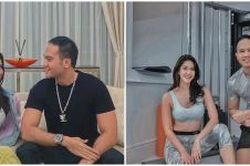 Couple goals, ini 7 momen Elma Agustin dan pacar olahraga bareng