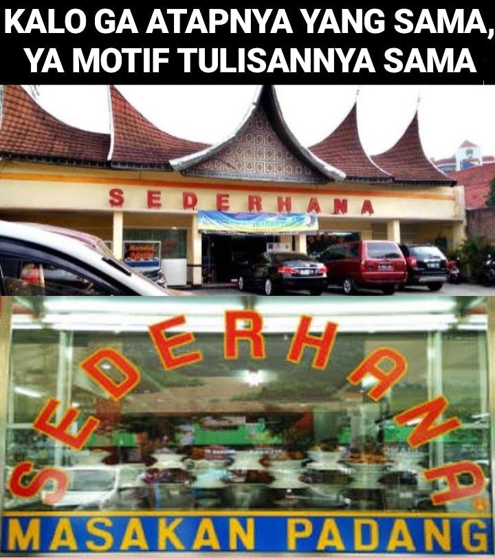 Meme warung makan daerah Berbagai sumber