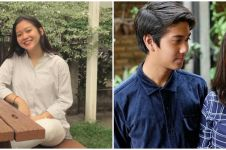 8 Pesona Zidny Lathifa, teman Iqbaal Ramadhan sejak SMP