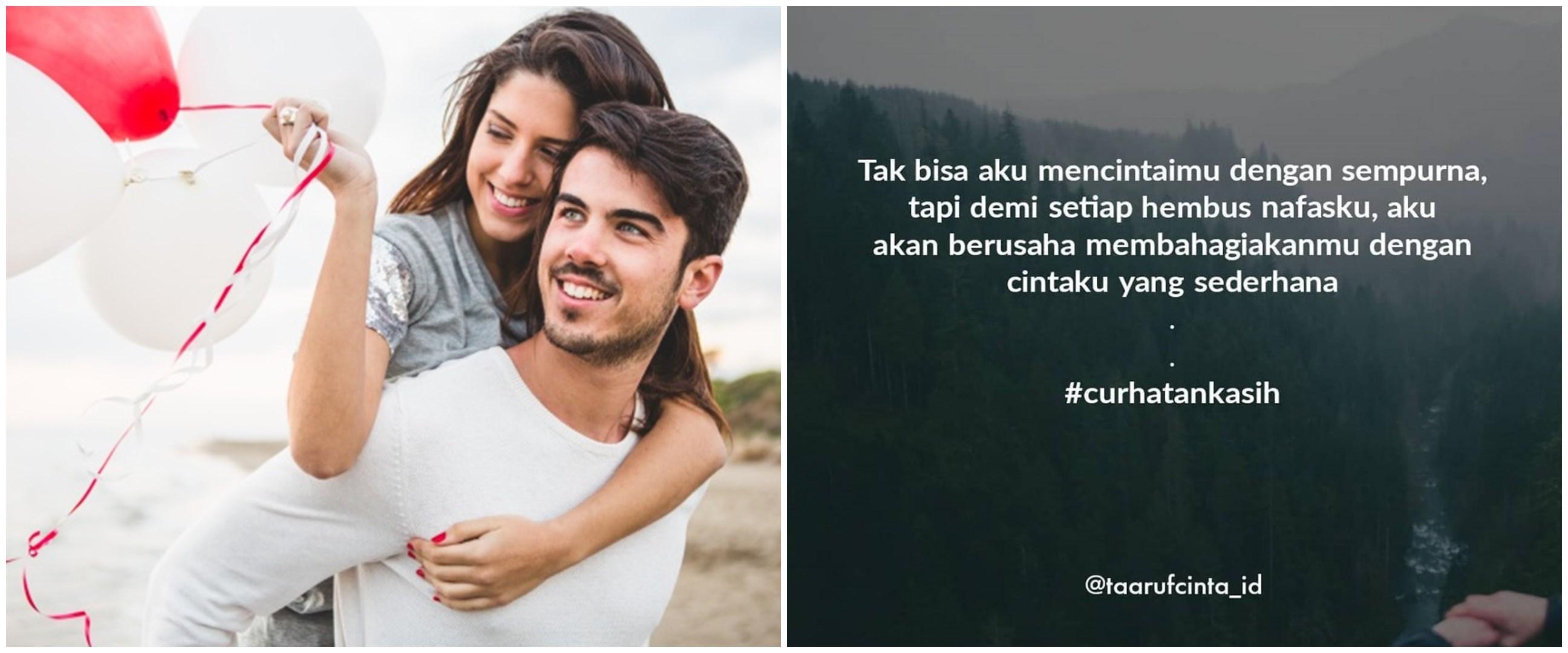 40 Kata-kata romantis untuk suami, menyentuh hati dan penuh cinta