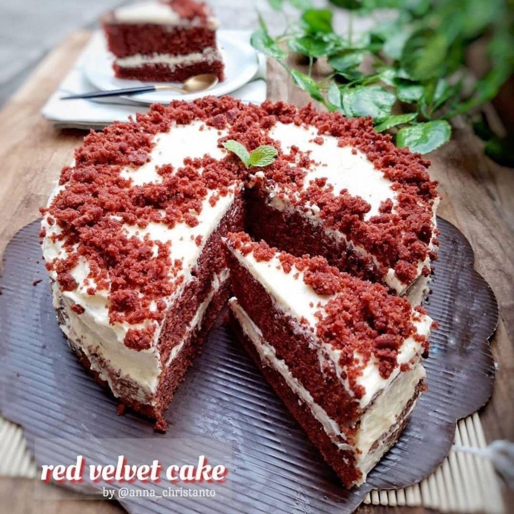 Resep red velvet  © 2020 brilio.net