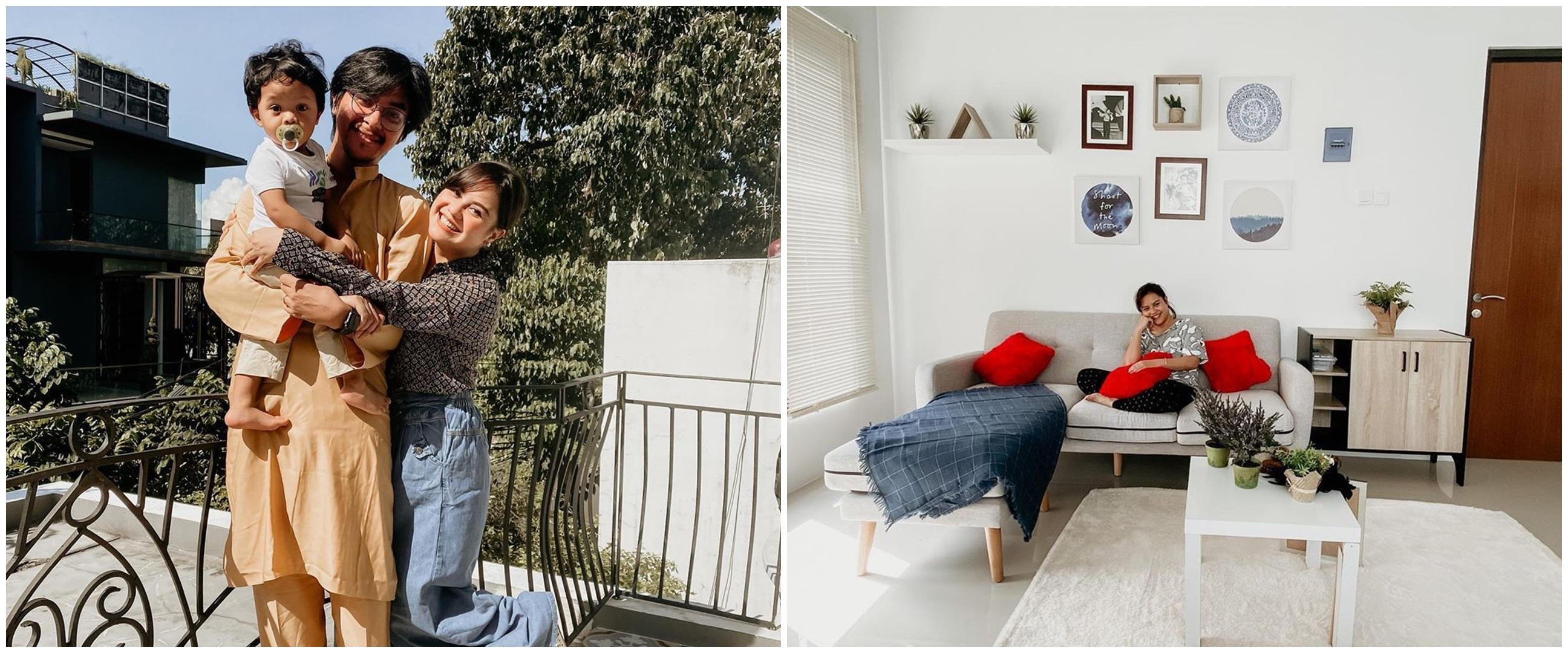 8 Penampakan rumah Mytha Lestari, desain interiornya Instagramable