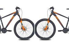 Harga sepeda Pacific Spazio 500 dan spesifikasi, nyaman dan kokoh
