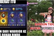 10 Meme push rank game ini bikin ketawa ngenes