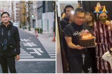 8 Momen ulang tahun Azriel Hermansyah, penuh kejutan sederhana