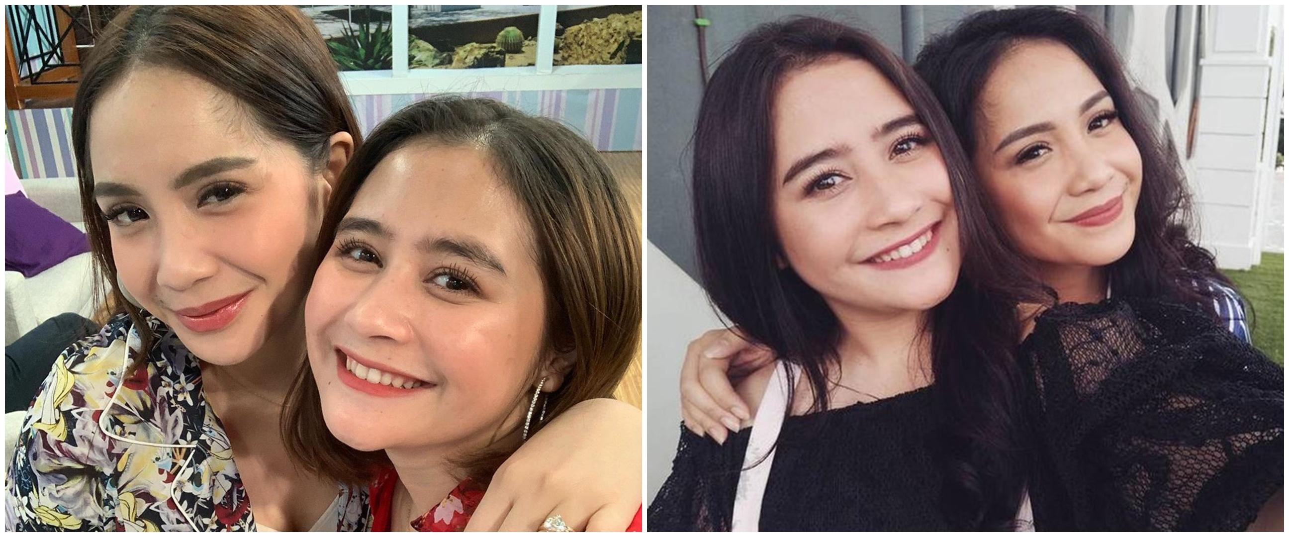 8 Potret Nagita Slavina & Prilly Latuconsina ini bukti mirip abis