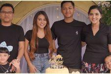 11 Potret pesta ulang tahun Azriel Hermansyah ke-20, tak dihadiri KD