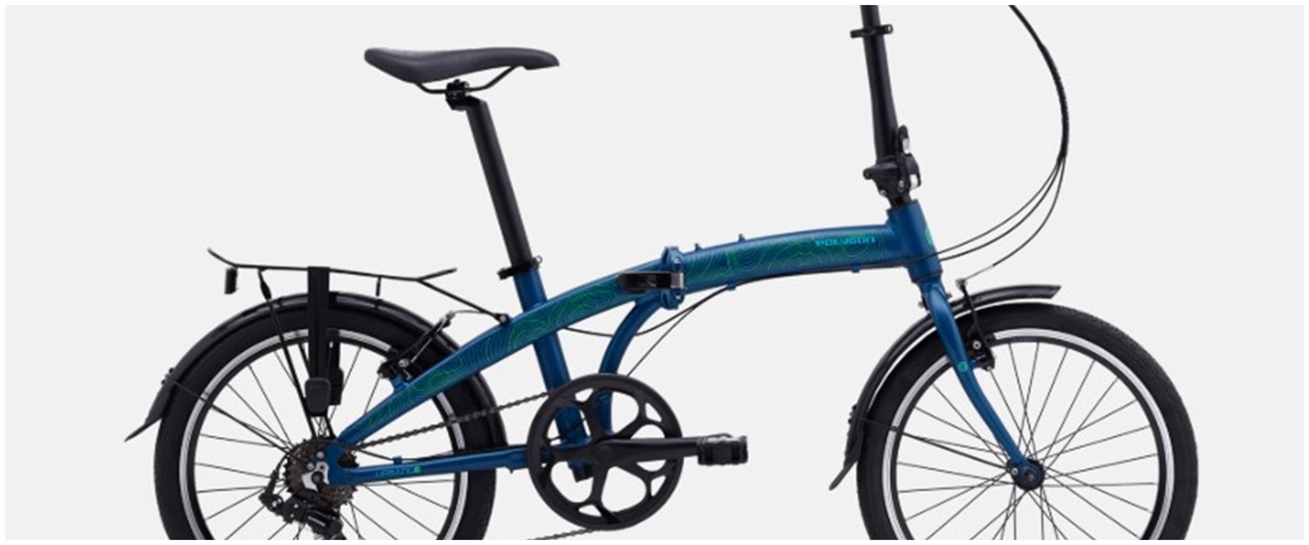 Harga sepeda lipat Polygon Urbano 3 dan spesifikasi, ringkas & trendi
