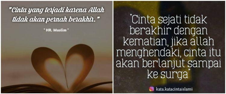 50 Kata Kata Bijak Cinta Islami Penuh Makna Dan Menyejukkan Hati