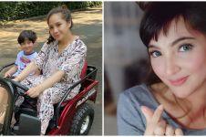 Gaya 6 seleb ke mal saat new normal, Nagita Slavina curi perhatian