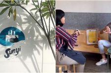 5 Keunikan Kafe Sunyi, tempat nongkrong spesial kaum difabel
