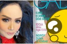 Potret 7 diva jadi sampul majalah jadul, Krisdayanti curi perhatian