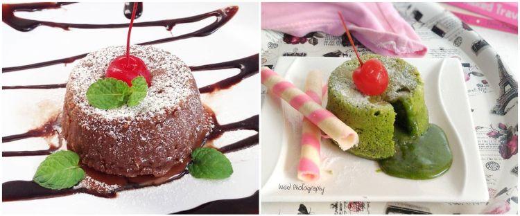 10 Resep lava cake lumer lezat, lembut, mudah dan anti gagal