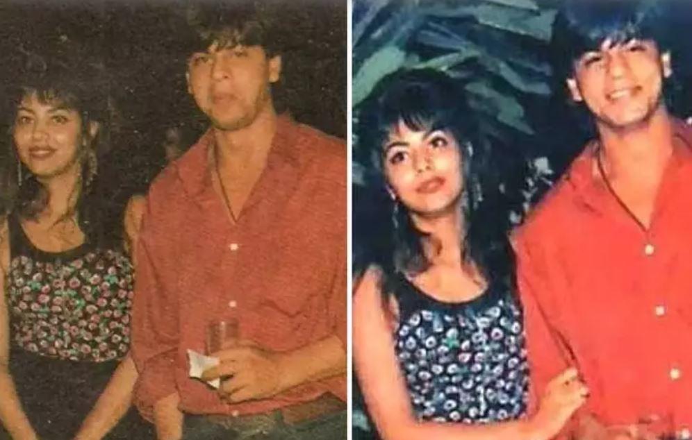 Potret lawas Shah Rukh Khan dan Gauri © 2020 brilio.net