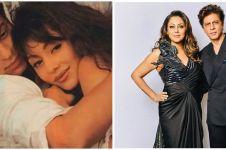 5 Potret lawas Shah Rukh Khan dan istrinya Gauri, romantis sejak dulu