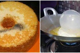 10 Momen apes waktu masak ini bikin geli sekaligus kesal