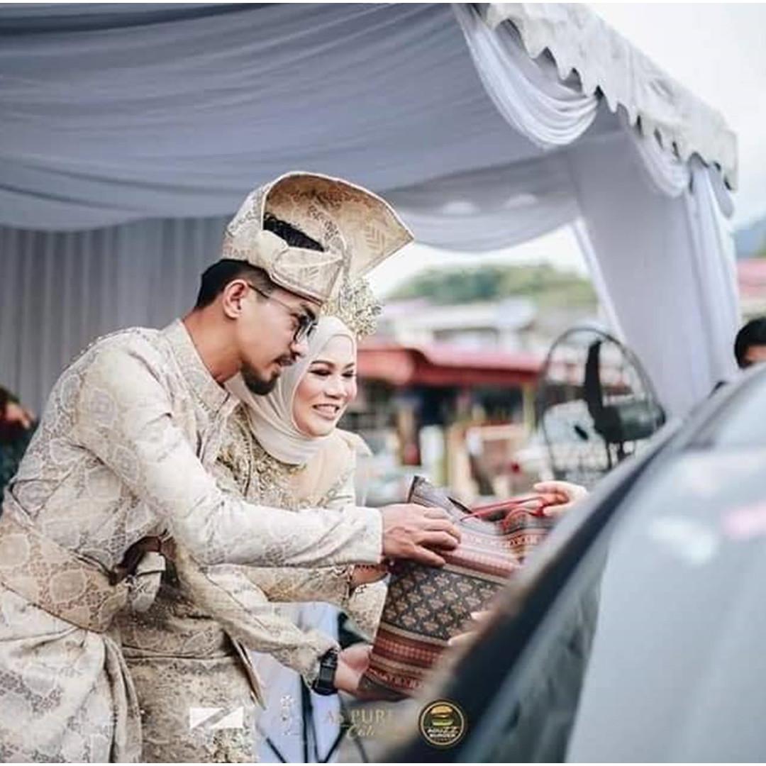 9 Momen unik pernikahan dengan konsep drive thru